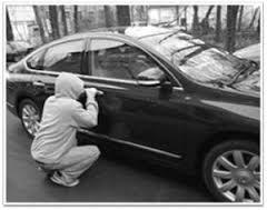 Взлом автомобиля