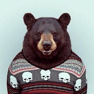Добрый медведь