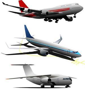 Самолеты разных размеров