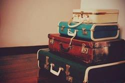 Собранные чемоданы