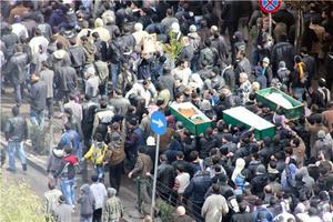 Похороны на дороге