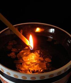 К чему снится гадать при свечах