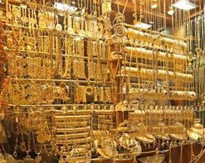 Золото в магазине