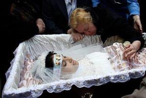 Платье для похорон свадебное платье