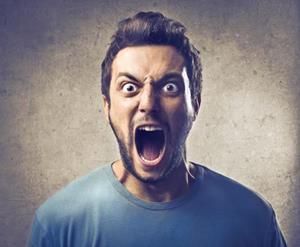 Вспышка гнева