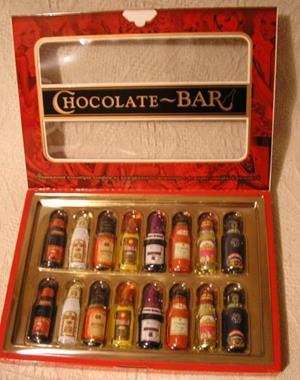 Алкогольные шоколадные конфеты