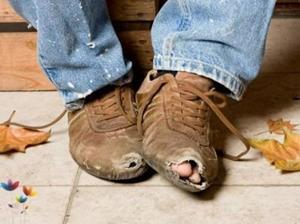 Самая несексуальная обувь