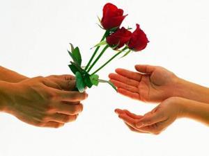 Дарят цветы во сне