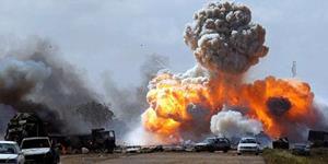 Война и взрыв