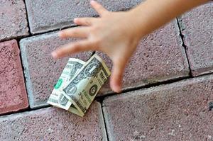 Найденые деньги