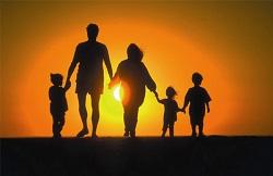 Крепкая семья