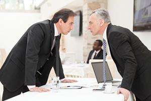 Конфликт на работе