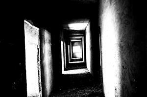 Темный коридор