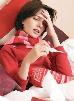 Болезнь с высокой температурой