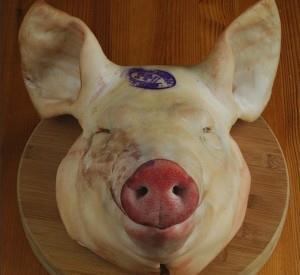 Свиная голова