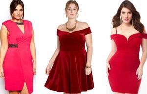 Женщины в платьях