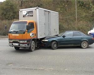 Препятствие на дороге