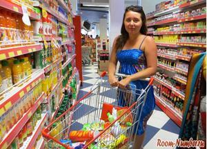 Покупать продукты