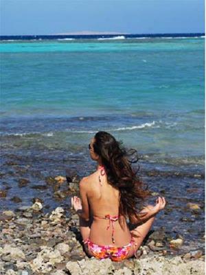 Любоваться морем