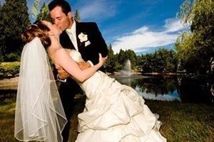 Танцевать в свадебном платье