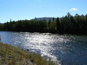 Небольшая река