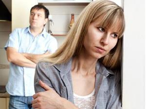 Зависимость женщины от мужчины