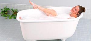 Мыться в ванной во сне