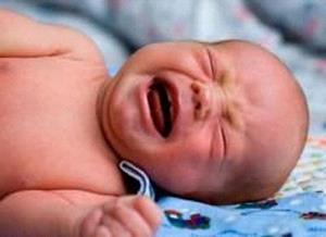 Малыш во время сна пищит и кричит
