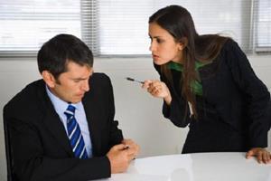 Конфликт с начальством