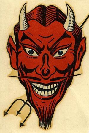 Символ зла