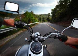 Мечта - ездить на мотоцикле