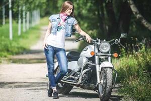 Снится мотоцикл