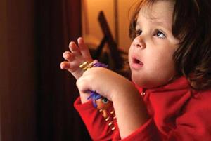 Ребёнок с умственной отсталостью