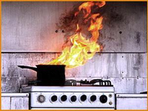 Опасность от пожара