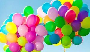 Снятся воздушные шары