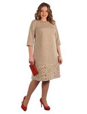 Платье висит в связи с похудением