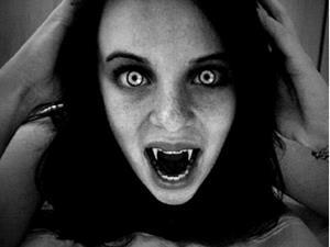 Кошмары с вампирами