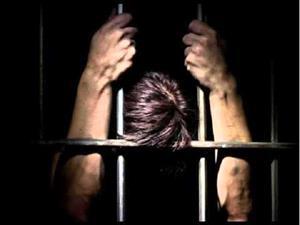 Посадили в тюрьму
