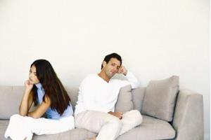 Конфликт с женой