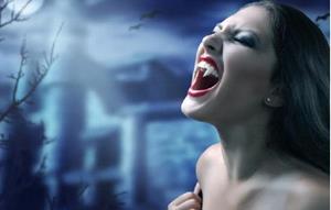 Снятся вампиры
