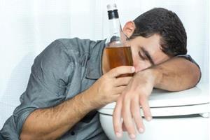 Снится пьяный