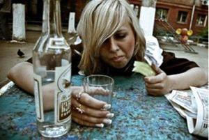 Пьяная мать во сне