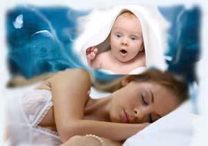 Снится младенец