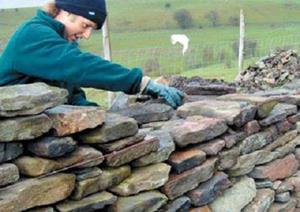 Постройка дома из камней