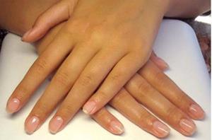 Ногти пастельных тонов