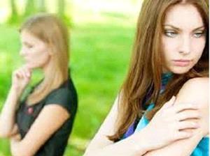 Ссора между сестер