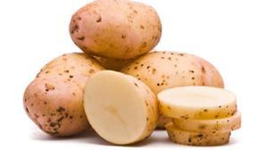 Сырая картошка