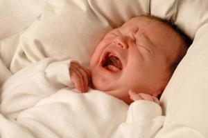 Крик младенца