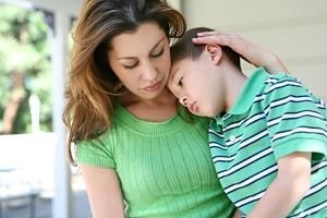 Тревога за детей