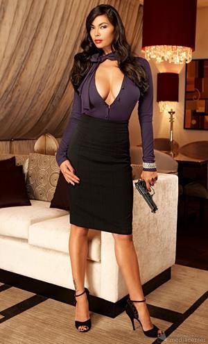 Дама с пистолетом